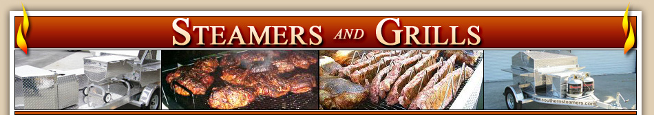 Rib Racks from Steamers and Grills
